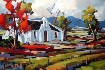 Landscape, Carla Bosch Art