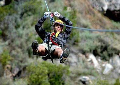 Zipslide Adventures, Ceres Valley
