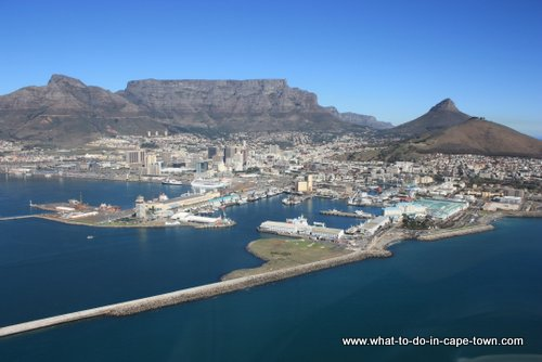 Helicopter Trips, Activities in January in Cape Town