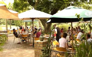 Restaurant at Delheim Wine Estate