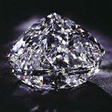 Replica of Centenary Diamond at The Cape Town Diamond Museum