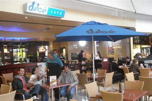 Cape Town Wi-Fi Spots - Dulce Cafe, Cape Gate