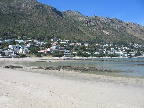 Gordon's Bay near Cape Town