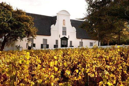 Manor House, Groot Constantia, Cape Town Museums, Cape Town