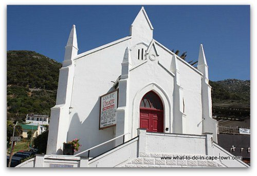 Kalk Bay Theatre in Kalk Bay, Cape Town