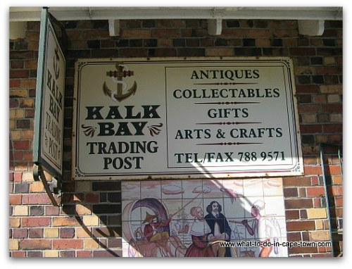 Kalk Bay Trading Post in in Kalk Bay, Cape Town