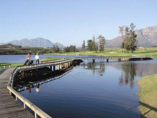 De Zalze golf course, Stellenbosch