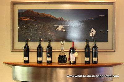 Award-winning wines at