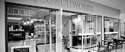 Cape Town Wi-Fi Spots - Lunchworks