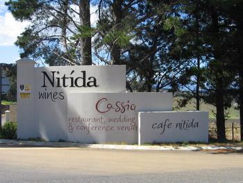 Nitida Wine Estate, Durbanville Wine Route