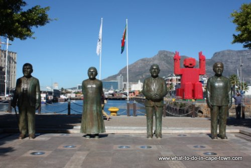 Nobel Square - V&A Waterfront, Cape Town