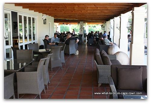 Hotel at Spier Wine Estate, Stellenbosch
