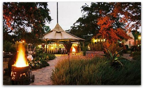 Restaurant Moyo at Spier Wine Estate, Stellenbosch