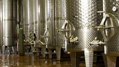 Cellar at Steenberg Vineyards