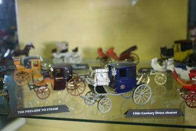 Miniature Carriages