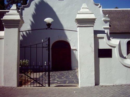 Strooidak Church, Paarl