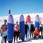 Cape Town Surfing School