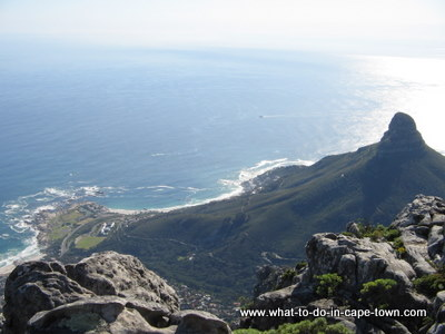 Lion's Head, Cape Town Attractions, Cape Town