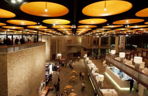 Cape Town Theatre venues - The Baxter Theatre