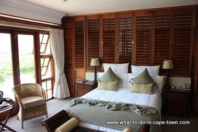 Zorgvliet Lodge, Zorgvliet Wine Estate, Stellenbosch Wine Estate, Cape Town